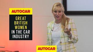 Keynote: Aston Martin's Laura Schwab, President of the Americas | Autocar GBWICI