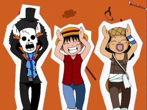 One Piece Caramelldansen Video
