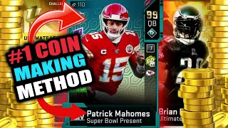 #1 COIN MAKING METHOD IN MADDEN 20! MAKE AN INSANE AMOUNT OF COINS! | MADDEN 20 ULTIMATE TEAM