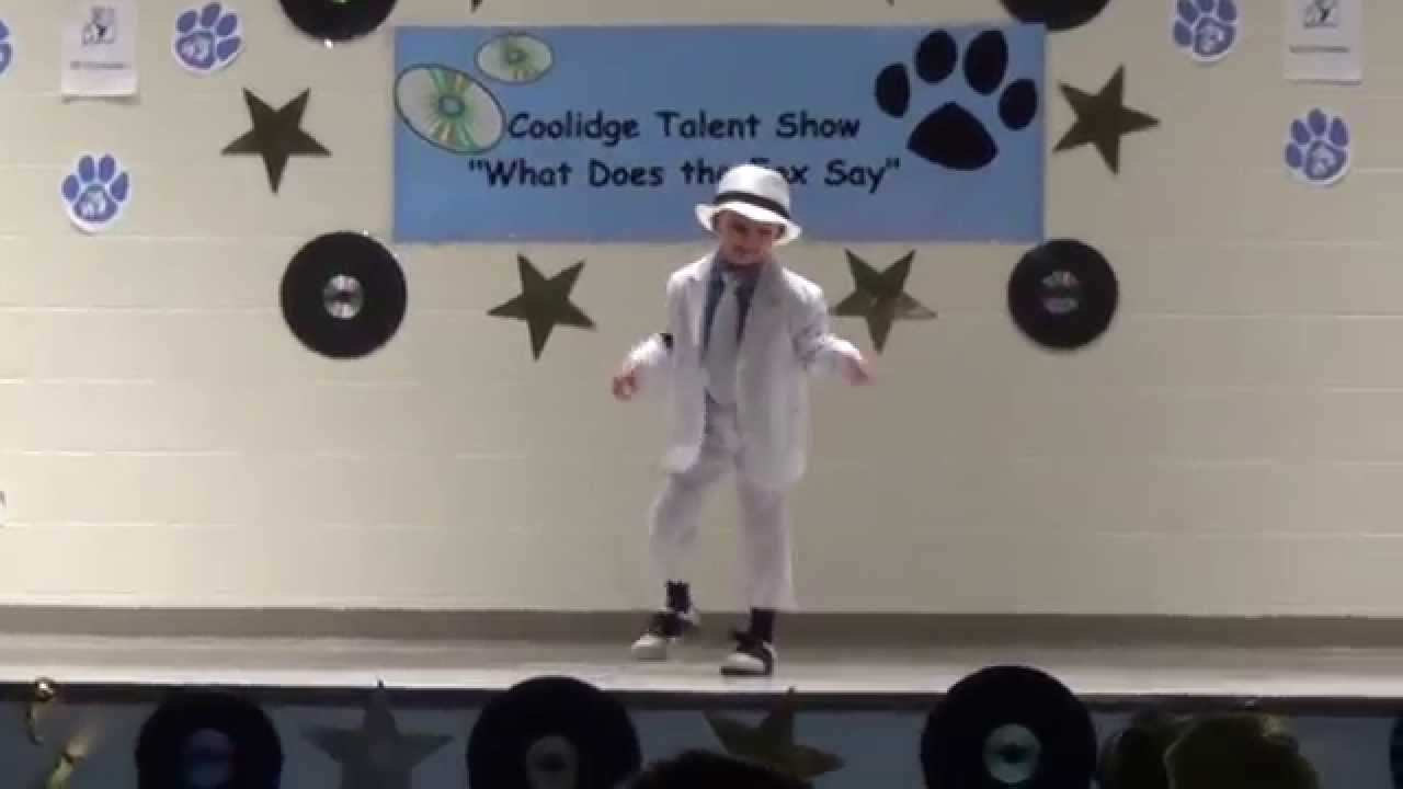 Willie, 6 ans, danse sur Smooth Criminal