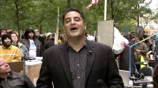 Cenk's Goldman Sachs Run-In at OWS