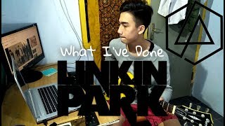 Linkin Park - What i've Done (Cover Guitar w/ TAB)