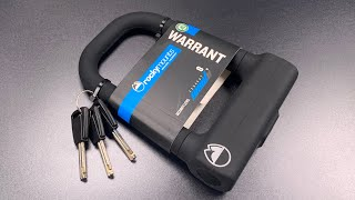 "[989] Rocky Mounts ""Warrant"" Bike Lock Picked"