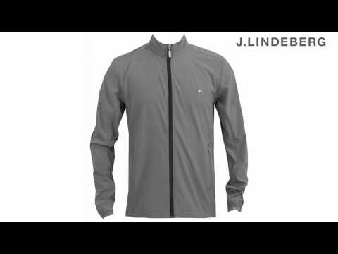 J.Lindeberg Allen Soft Shell Jacket Grey
