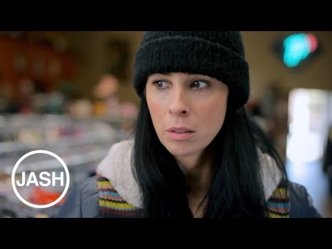 Sarah Silverman is NOT not a Racist