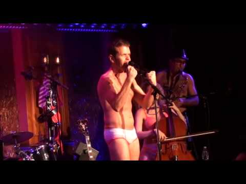 The Skivvies and Perez Hilton - Broadway Medley