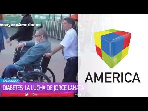 Jorge Lanata explicó por qué se traslada en silla de ruedas