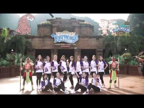 Miss Perak Tourism 2015 Reality Show Episode 3 Part 3