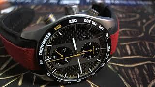 十點九分鐘錶PORSCHE DESIGN CHRONOGRAPH 911 GT2 RS保時捷計時錶維修