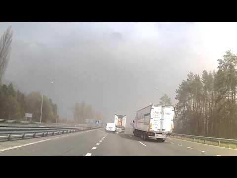 Как сдувает Украинский чернозем. Весна 2015