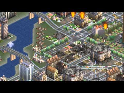 Sim City 3000 Gameplay - Fim do Mundo - Culpa Minha =/