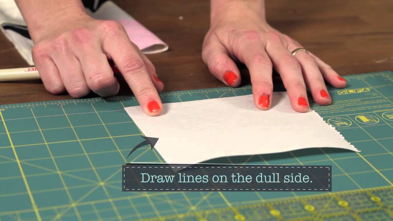 Quilty How To Make A Quilt Label Youtube