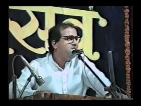 Suresh Wadkar Live...Omkar Swarupa Sadguru Samartha at Indradhanu...