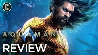 Aquaman Movie Review - James Wan Takes a Big Swing for DC