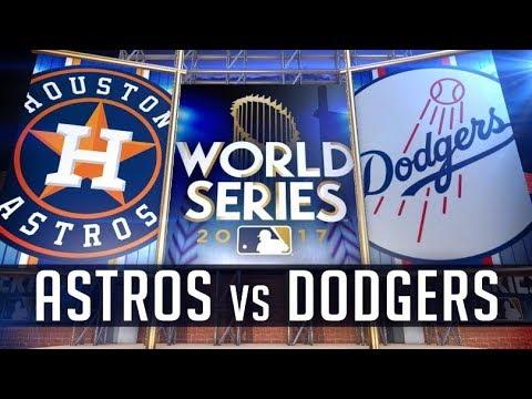Бейсбол: 2017 World Series (Игра 5) — 5½ часов лучшей игры в современной истории.