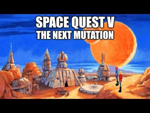 Space Quest V playthrough