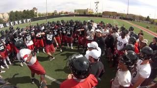 Texas Tech Football: Dance Off | 4.10.2014