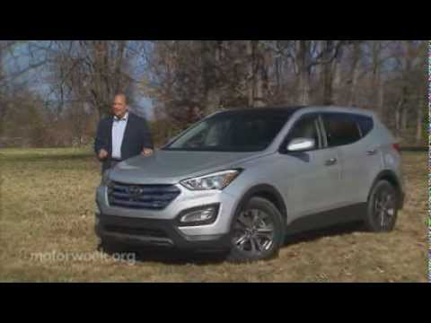 Road Test: 2013 Hyundai Santa Fe