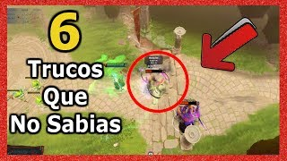 6 Tips and Tricks You Did not Know ► Dota 2 😱
