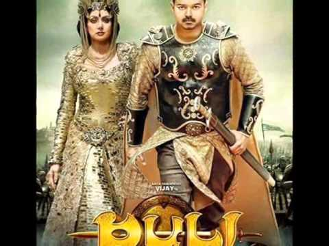 Puli trailer released among with hindi movie