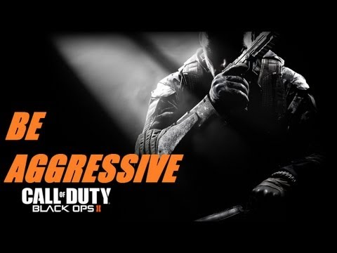 Black Ops 2 Multiplayer: Be Aggressive, Naked, & Intimate!
