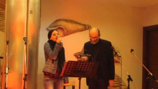 NINO KOKHTASHVILI FEAT GOCHA CHABUKAIDZE.EVRY BREATH YOU TAKE