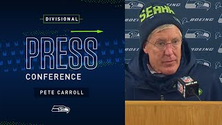 Pete Carroll Postgame Press Conference at Packers | 2019 Seattle Seahawks