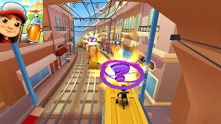 SUBWAY SURFERS: MYSTERY MONDAY ( FHD )