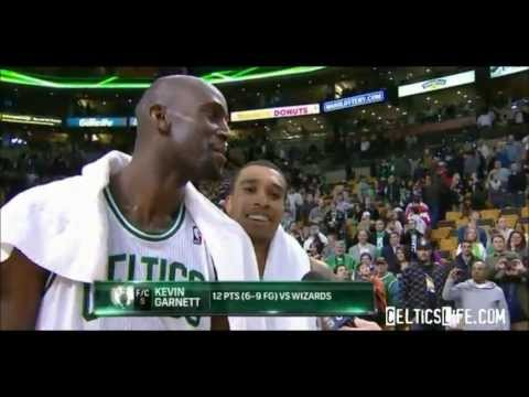 Boston Celtics 2012-2013 Bloopers and Funny Moments