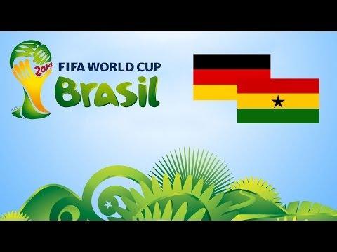 Let's Play Fifa 14 - WM Special #2 - Deutschland : Ghana