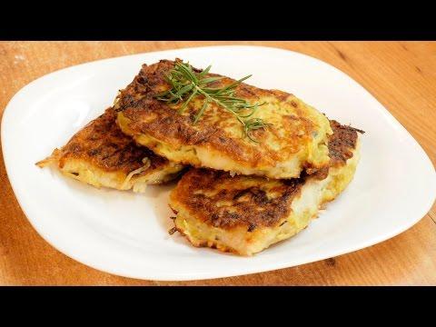 Рыба в хрустящей картофельной корочке / Fish in potato crust recipe ♡ English subtitles