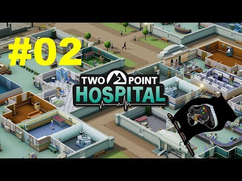 Two Point Hospital #02   Merkwürdige Krankheiten (Two Point Hospital / deutsch)