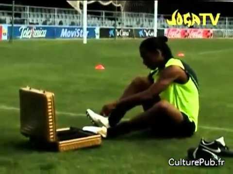 videos de joga bonito de ronaldinho: