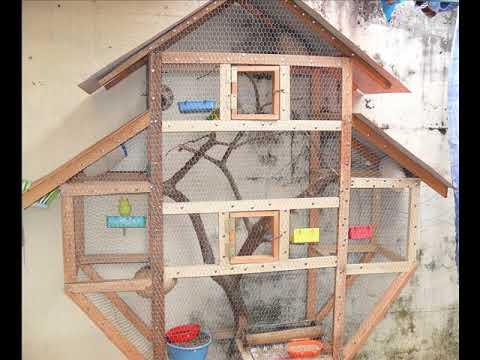 jaula para pájaros =)