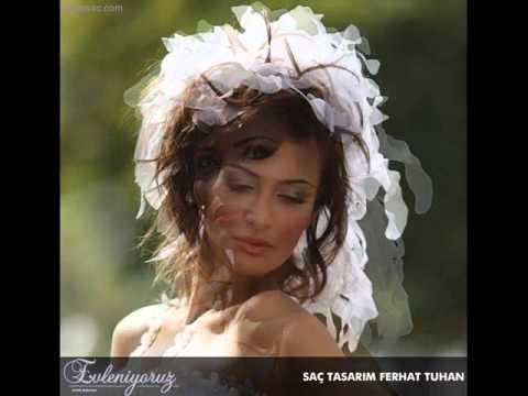 Gamze Karaman Gelin Saçı Modelleri http://www.gelinsac.com