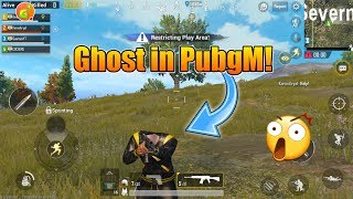 OMG😲GHOST IN PUBG MOBILE | ITS SOLO TIME