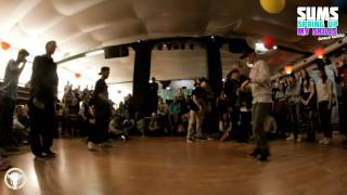SUMS Battle | 04.05.2014 | Hip Hop 2x2 | FINAL | L