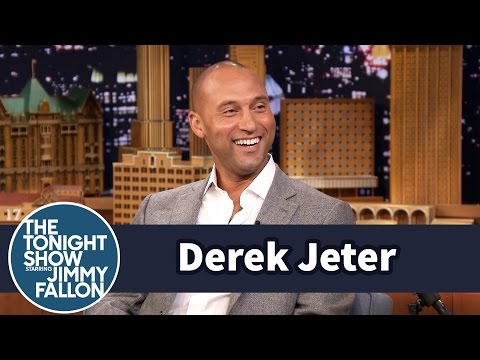 Derek Jeter's Last Game Was Like His Funeral