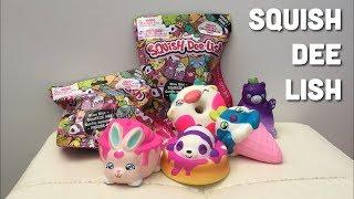 Squish-Dee-Lish Series 1 Squishies