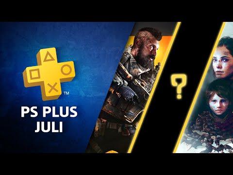 PS Plus im Juli 2021: Shooter, Stealth und Sport