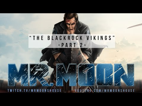 "Mr. Moon: ""The Blackrock Vikings"" -PART 2- Ark Survival Evolved"