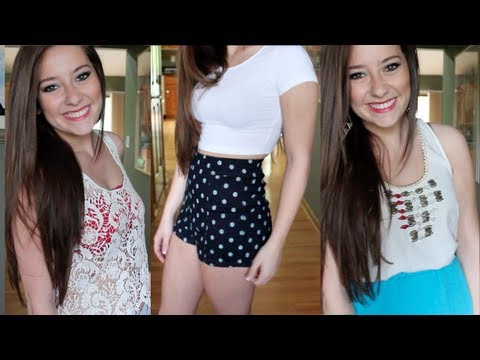 Memorial Weekend Outfit Ideas!