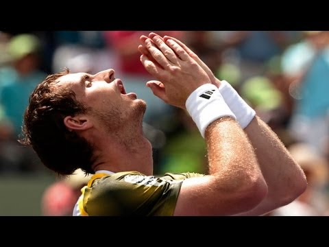 Andy Murray wins Sony Open and secures world No2 slot