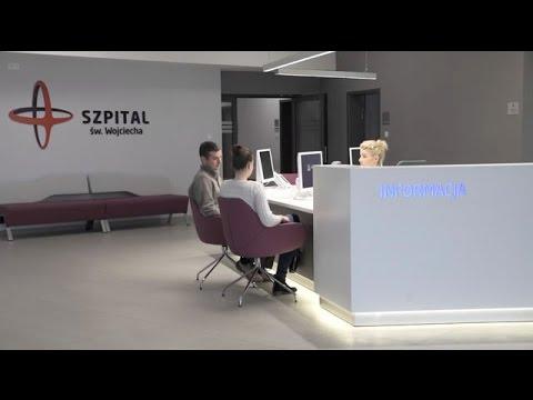 SZPITAL ŚW. WOJCIECHA W POZNANIU - Zapraszamy Do Nowo Otwartego Szpitala!