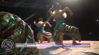 Arts Festival and Traditional Culture @ SANGGAR ARTS SUNDA RANCAGE   Sampyong Creative dance