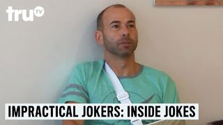 Impractical Jokers: Inside Jokes - You Can't Say That | truTV