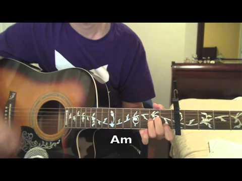 "Taylor Swift - ""Sparks Fly"" (Beginner Guitar Cover) + Chords"