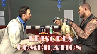 [SFM] Nick & Ellis Comedy Show: All episodes Compilation