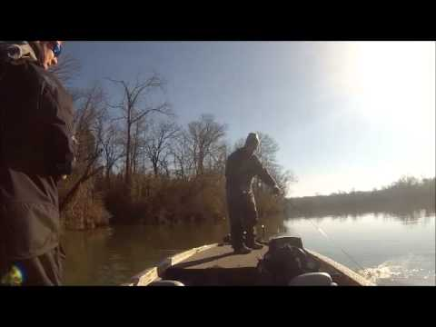 Best5Zach Presents: Guntersville Lake 1/17/15