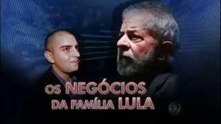 As Negociatas da Família Lula [Exibido de 26 a 28 de Outubro de 2015]